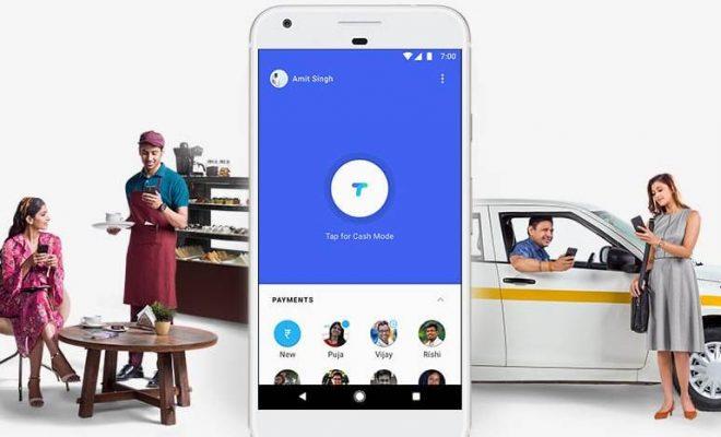 Google Tez App launch in India