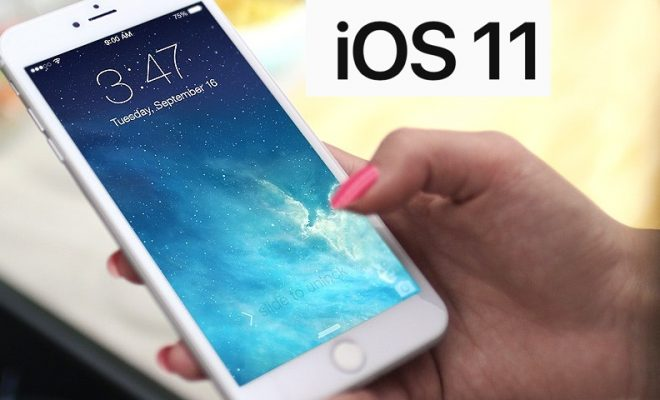 iOS 11 in India for iphone, ipad