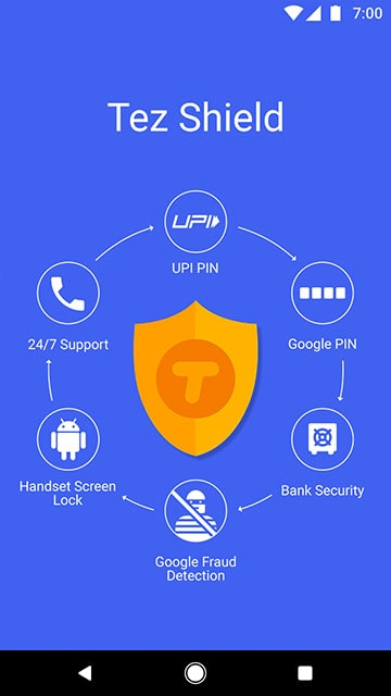 Secure Tez App launched by Google