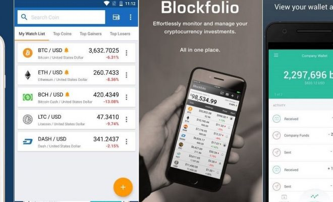 Top 10 Bitcoin Apps for 2018