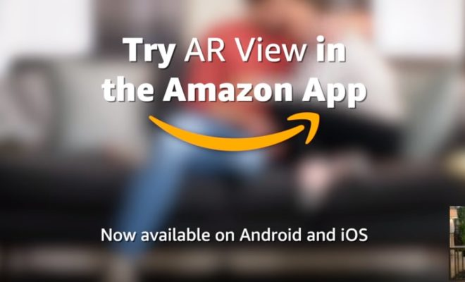 Amazon Brings AR Shopping to Android