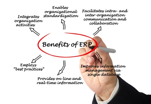 ERP solutions and benefits